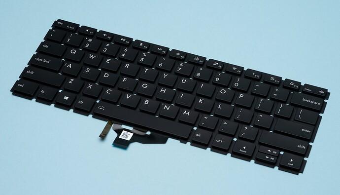 keyboard by itself
