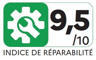 Repairability label